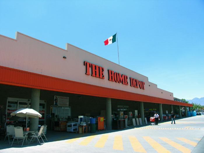 Esa consultoria e ingeneria centro comercial mall apodaca for Home depot productos