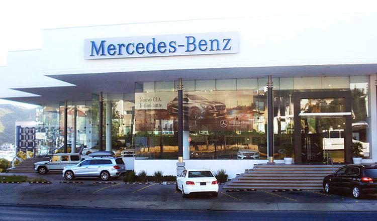 Esa consultoria e ingeneria mercedes benz for Mercedes benz san pedro